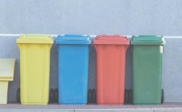 Pequena guía de reciclaxe de residuos para principiantes